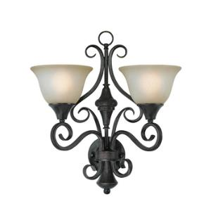 Torrey - Two Light Wall Sconce