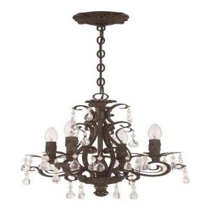 Englewood - Four Light Mini Chandelier