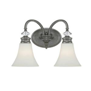 Boulevard - Two Light Wall Sconce