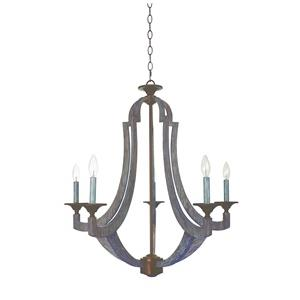 Winton - Five Light Chandelier