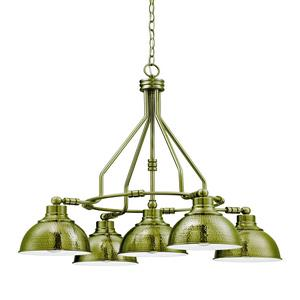 Timarron - Five Light Chandelier - 29.5 inches wide by 26.88 inches high