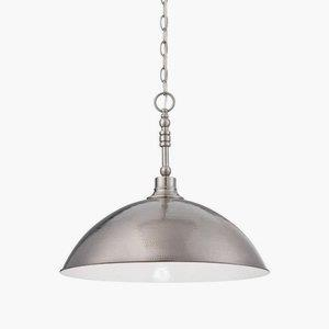Timarron - One Light Large Pendant