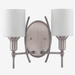 Meridian - Two Light Wall Sconce