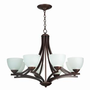 Almeda - Eight Light Chandelier
