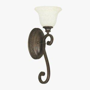 Toscana - One Light Wall Sconce