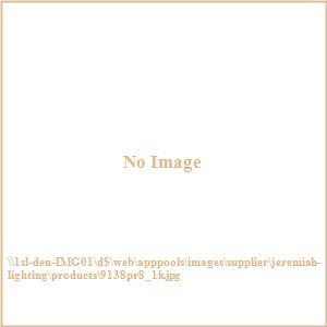 Toscana - Eight Light Pot Rack