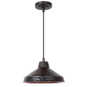 10 Inch One Light Mini Pendant