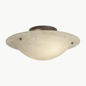 Toscana - Two Light Flush Mount
