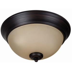 Pro Builder - 11 Inch Two Light Flushmount