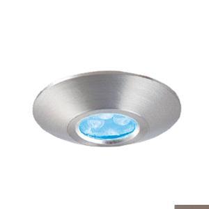 """1.63"""" 0.36W 6 LED Round Undercabinet"""