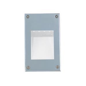 "3.88"" 0.72W 12 LED Medium Recessed Wall Step Light"
