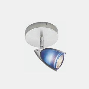 "6.75"" Three Light Flush Mount with Electronic Transformer"