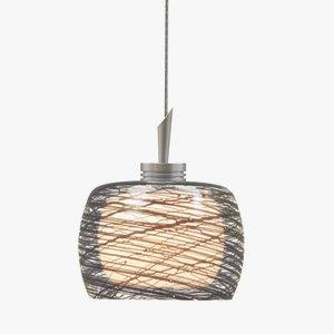 Ally - One Light Quick Adapt Low Voltage Pendant
