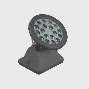 "8.25"" 46W 36 LED Round Wall Washer"