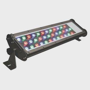 """WWT Series - 24"""" 105W 37 LED Outdoor Hard Wire Wall Washer"""