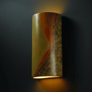 Ambiance - Really Big Cylinder Open Top and Bottom Wall Sconce