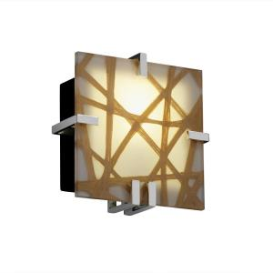 3form - Clips Square Wall Sconce