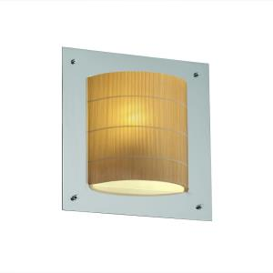 3form - Framed Square 4-Sided Wall Sconce