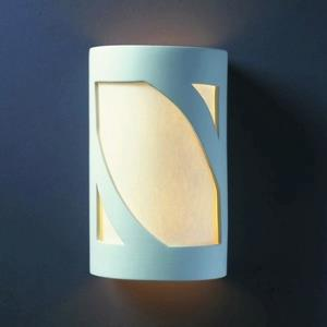 Ambiance - Small ADA Prairie Window Open Top and Bottom Wall Sconce