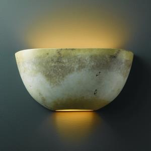 Ambiance - ADA Pocket Open Top and Bottom Wall Sconce