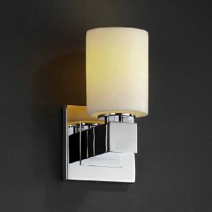 Wire Glass Collection - Aero Family - One Light Wall Sconce