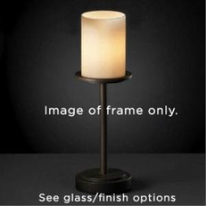 Wire Glass - Dakota 1-Light Tall Table Lamp
