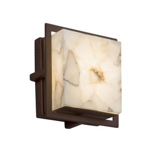 Alabaster Rocks! - Avalon Square ADA Outdoor/Indoor LED Wall Sconce