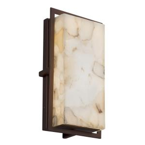 Alabaster Rocks! - Avalon Small ADA Outdoor/Indoor LED Wall Sconce