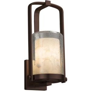 Alabaster Rocks! - Atlantic 1-Light Small Outdoor Wall Sconce