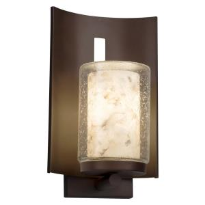 Alabaster Rocks! - Embark 1-Light Outdoor Wall Sconce