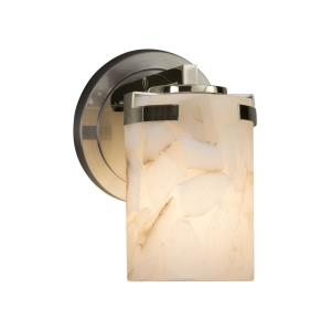 Alabaster Rocks! - Atlas 1-Light Wall Sconce
