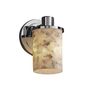 Alabaster Rocks! - Rondo 1-Light Wall Sconce