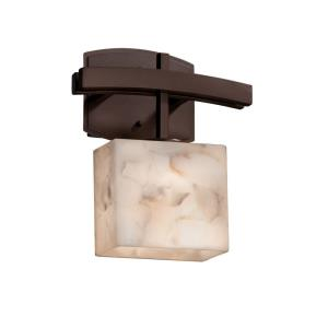 Alabaster Rocks! - Archway ADA 1-Light Wall Sconce