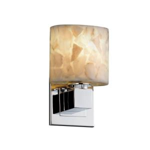 Alabaster Rocks! - Aero ADA 1-Light No Arm Wall Sconce
