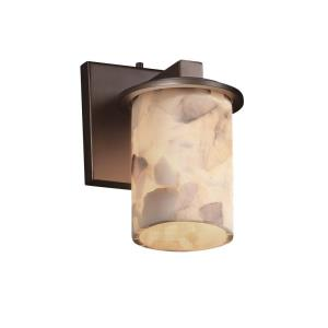 Alabaster Rocks! - Dakota 1-Light Wall Sconce