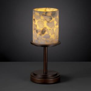 Alabaster Rocks! - Dakota 1-Light Table Short Lamp
