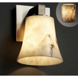 Alabaster Rocks! - Modular 1-Light Wall Sconce