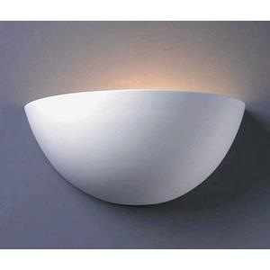 Ambiance - Large Quarter Sphere Downlight Outdoor Wall Sconce