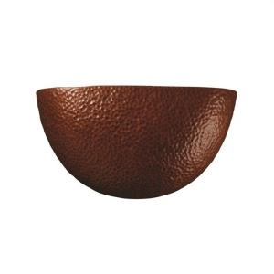Ambiance - ADA Pocket Closed Bottom Wall Sconce
