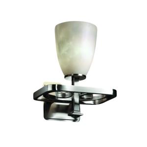 """Clouds - 25"""" One Light Wall Sconce"""