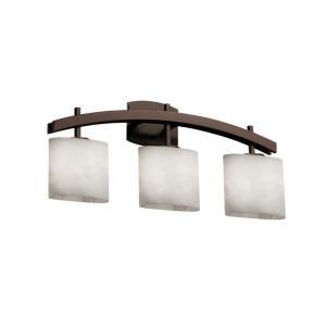 "Clouds - 25.5"" Three Light Bath Bar"