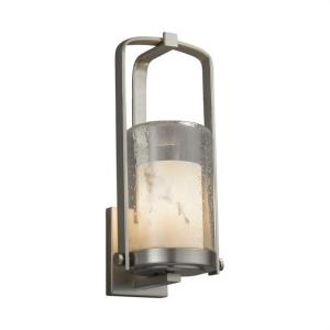 """LumenAria - 12.5"""" 9W 1 LED Atlantic Small Outdoor Wall Sconce"""