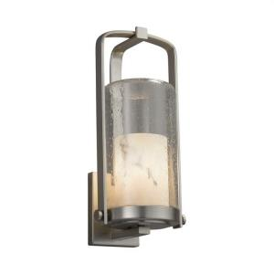 """LumenAria - 16.5"""" 9W 1 LED Atlantic Large Outdoor Wall Sconce"""