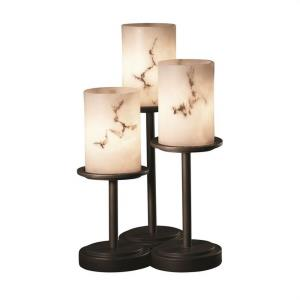 LumenAria - Dakota 3-Light Table Lamp