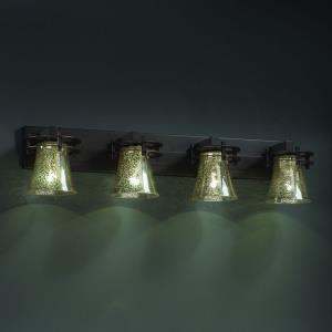 Fusion - Four Light Circa Bath Vanity