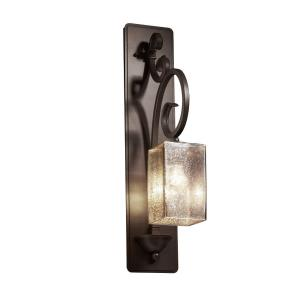Fusion Victoria - 1 Light Tall Wall Sconce