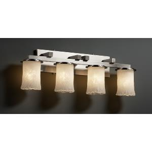 Veneto Luce - Dakota 4-Light Straight-Bar Bath Bar
