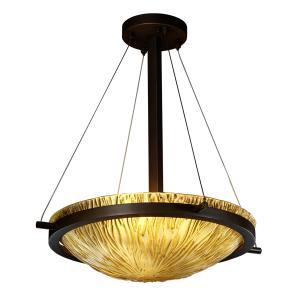 Veneto Luce - Ring 3-Light 21 Inch Round Pendant Bowl