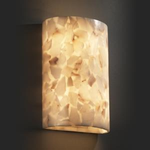 Ambiance - Small ADA Cylinder Open Top and Bottom Wall Sconce