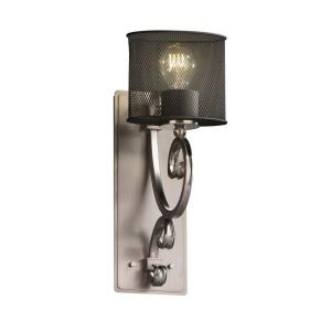 Wire Mesh - One Light Medium Victoria Wall Sconce